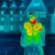 Effetti del freddo sul corpo umano, l'esperimento
