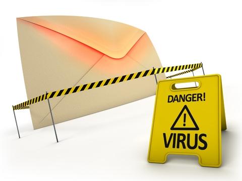 Phishing e virus sulla mail: non aprite questo allegato