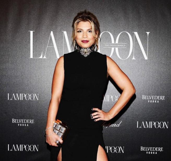 Emma Marrone posa per Lampoon,