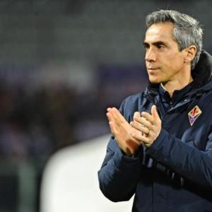 Guarda la versione ingrandita di Tottenham - Fiorentina, Sousa nella foto Ansa