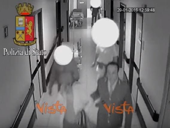 Finto medico rubava in ospedale a Sesto San Giovanni