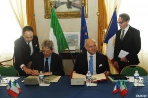 L'accordo firmato a Caen lo scorso 21 marzo