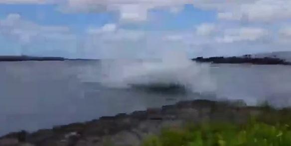 Hawaii, elicottero precipita in mare a Pearl Harbor (4)