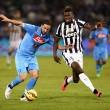 Napoli-Juventus volano: sabato supersfida. Dietro poca roba