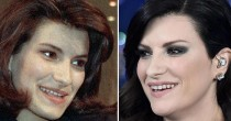YOUTUBE Laura Pausini a Sanremo canta La solitudine. Poi…