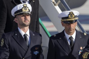 Marò, 4 anni dopo Latorre pubblica video dell'arresto