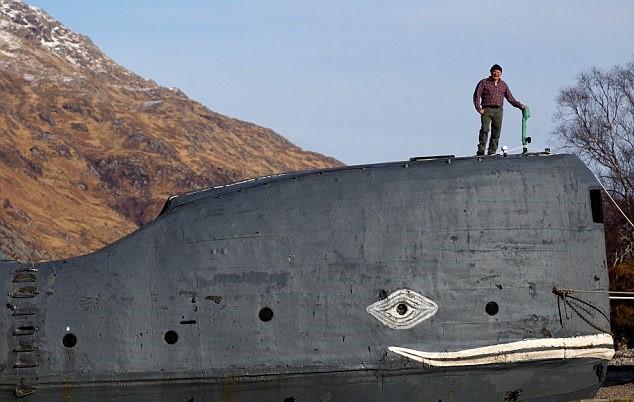 Moby, barca-balena 4