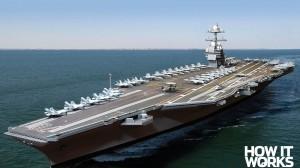 Navi da guerra future: droni, energia solare e i marinai2