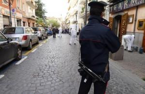 Omicidio Eugenio Tuda De Marco, Luca Gentile confessa (foto Ansa)