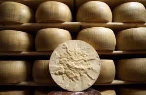 Parmigiano Reggiano bond: una forma di formaggio a garanzia