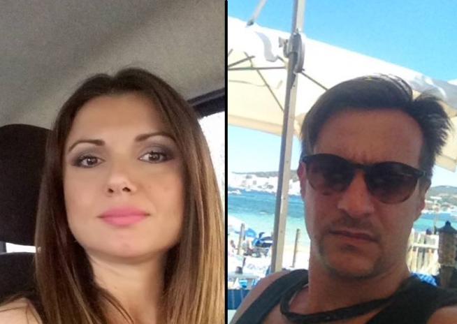 Carla Ilenia Caiazzo e Paolo Pietropaolo (foto Facebook)