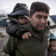 Profughi nel fango, combattono neve e gelo tra le baracche10