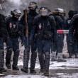 Profughi nel fango, combattono neve e gelo tra le baracche8