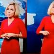 Rachel Mackley della Bbc sviene in diretta10