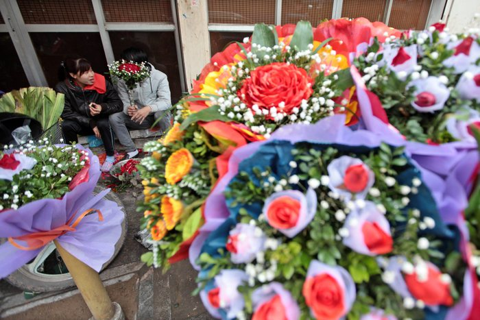 San Valentino: 1 su 5 regala fiori