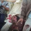 YOUTUBE Gheddafi sanguinante poco prima di morire 7