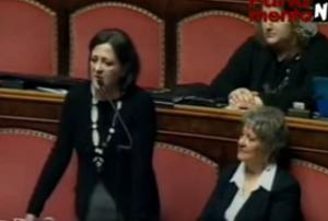 "YOUTUBE Maria Mussini: ""Anche Gesù senza padre naturale"""