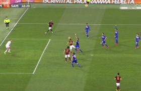Roma – Sampdoria 2-1, pagelle-highlights: Perotti decisivo