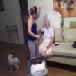 Video choc: badante picchia anziana malata di Alzheimer 5