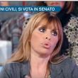YOUTUBE Alessandra Mussolini parla di semi, Paola Concia... 2