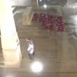 VIDEO YOUTUBE Filmato mentre fa pipì sul monumento ai caduti
