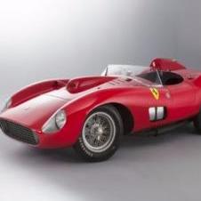 335 S Spider Scaglietti del 1957