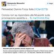 "Alessandra Mussolini-Paola Concia: ""Tua madre"". ""Affanculo"""