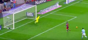 Guarda la versione ingrandita di YouTube, Messi-Suarez ed il rigore di seconda