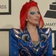 YOUTUBE Grammy a Swift e Sheeran. Lady Gaga omaggia Bowie 4
