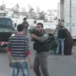 YOUTUBE Polizia Israele fa cadere palestinese da carrozzina 5
