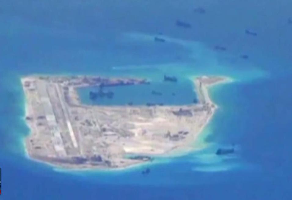 Cina installa missili terra-aria su isole contese 5