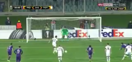 Pagelle e highlights Europa League, il gol di Chadli