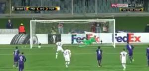 Guarda la versione ingrandita di Pagelle e highlights Europa League, il gol di Chadli