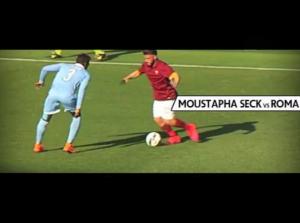 Guarda la versione ingrandita di Calciomercato Roma, Moustapha Seck contro i giallorossi