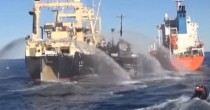 YOUTUBE Sea Sheperd, nave si incaglia: bassa marea a Venezia