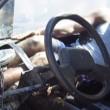Spagna, migrante nascosto nel paraurti di un'auto3