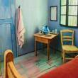 Stanza Van Gogh in afitto su Airbnb per 9 euro a notte6