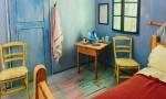 Van Gogh: stanza quadro in affitto su Airbnb a 9 euro FOTO