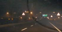 YOUTUBE Trentino, auto contromano su bretella Mori-Rovereto