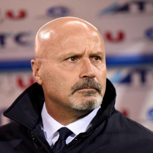 Udinese, Colantuono nella foto Ansa