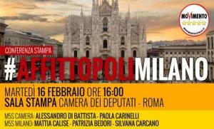 Guarda la versione ingrandita di Affittopoli Milano. M5s: