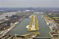 Il London City Airport