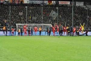 Guarda la versione ingrandita di Alessandria-Bassano Sportube: streaming diretta live Foto LaPresse - Valerio Andreani