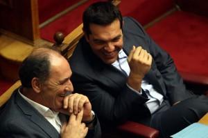 Pensioni, sciopero generale anti Tsipras. C'era una volta...