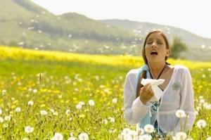 Boom allergie pollini: colpa di caldo e inquinamento