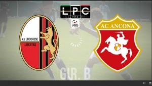 Ancona-Lucchese Sportube: streaming diretta live
