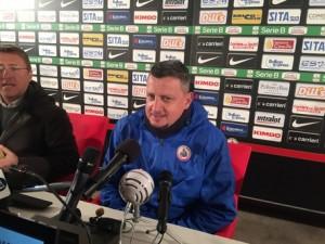 Andrea Camplone in ospedale: Bari, ricoverato in Cardiologia