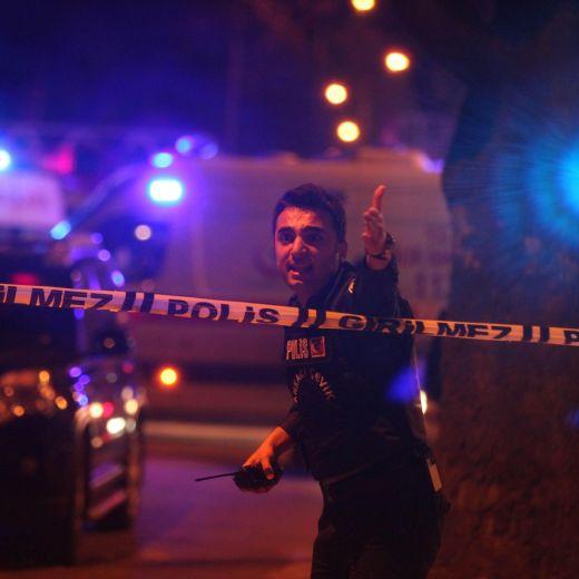Ankara, esplosione vicino base militare. Autobomba killer12