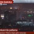 Ankara, esplosione vicino base militare. Autobomba killer2