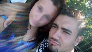 Antonio Tagliata vede fidanzata. E si fa tagli in carcere